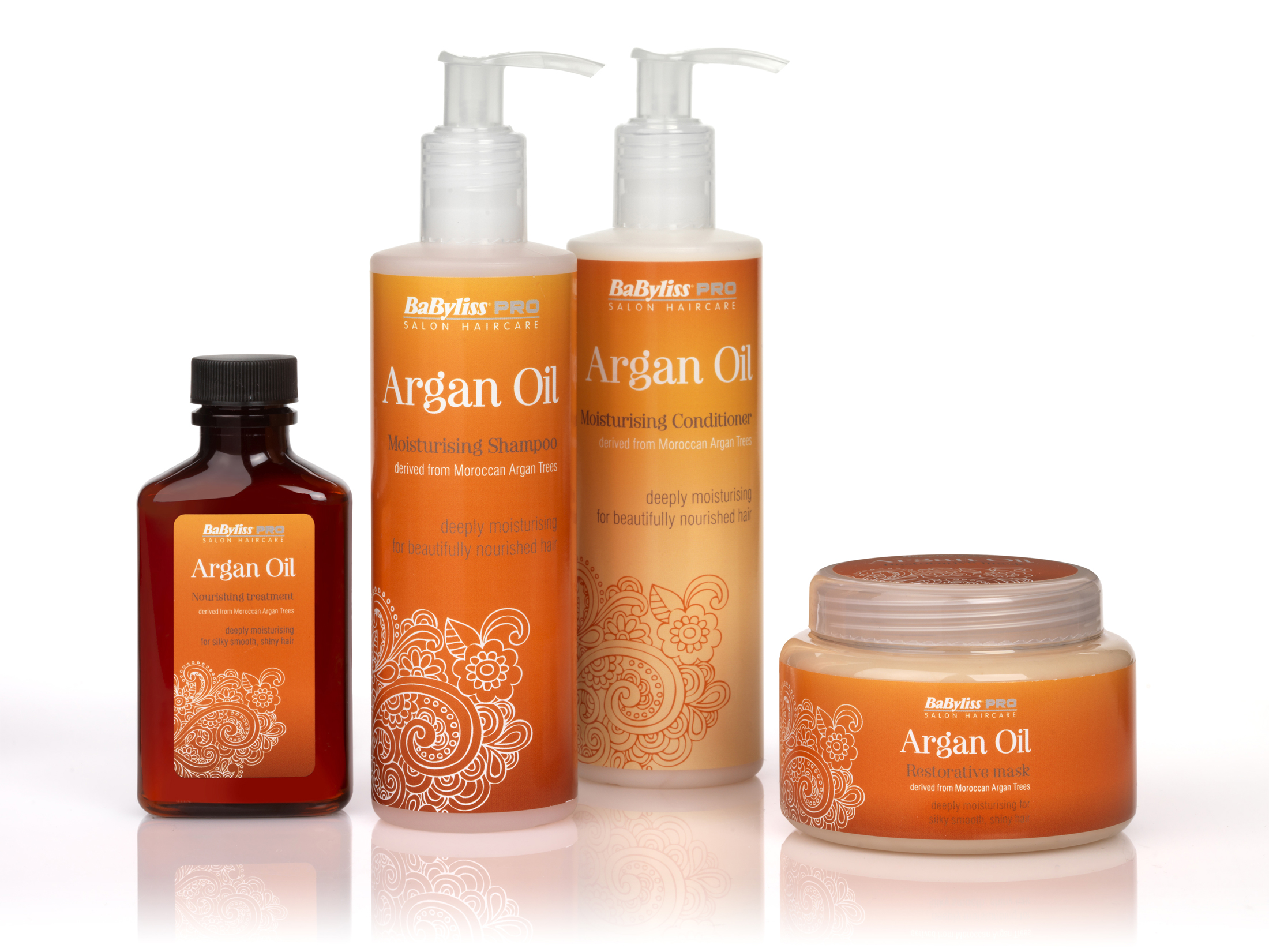 Babyliss Pro Argan Oil Hair Care Range Review Short Skirts And